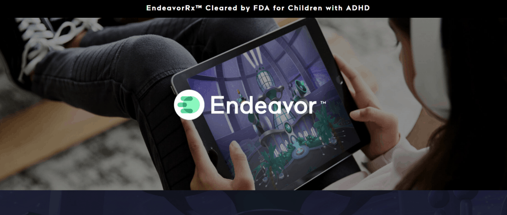 Endeavor video game based device